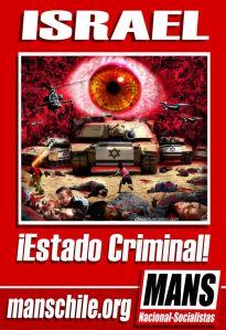 MANS - IS ESTADO CRIMINAL
